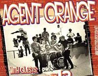 Flyer: Agent Orange
