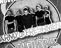 Flyer: Army of Freshmen