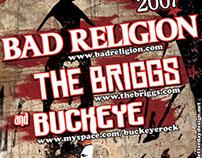 Flyer: Bad Religion