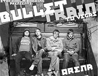 Flyer: Bullet Train to Vegas