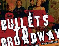Flyer: Bullets to Broadway