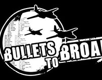Logo: Bullets to Broadway