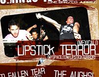 Flyer: Lipstick Terror