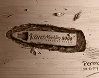 Bic Permanent Marker
