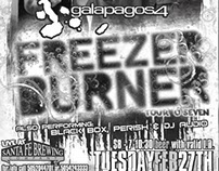 Flyer: Freezer Burner