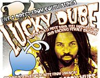 Flyer: Lucky Dube