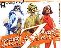 Flyer: Peelander Z