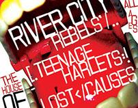 Flyer: River City Rebels