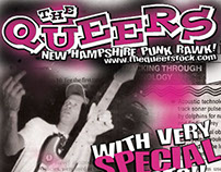 Flyer: The Queers