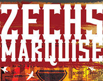 Tour Poster: Zechs Marquise