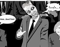Zombie Adressing Canadian House of Commons