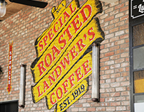 Landwer's Café Shops