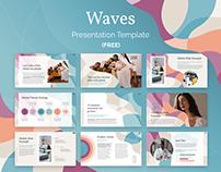 Waves Presentation Template