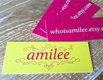 Amilee Logo