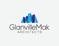 GlanvilleMak Architects, Logo Design