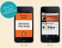 "PENGUIN BOOKS - ""Beyond the page"""