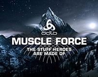 ODLO Muscle Force Campaign 2013