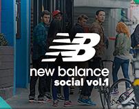 New Balance Social vol.1