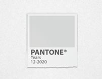 Pantone - Years