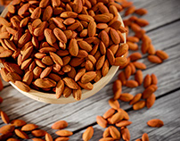 Almonds - CGI