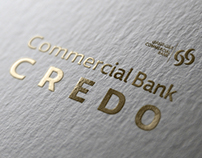 CB Credo, Branding and UI/UX - Commercial Bank, Qatar