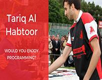 Tariq Al Habtoor -Diverse Experience