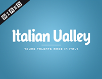 Italian Valley - Website