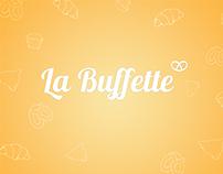 Flyer for buffet