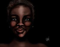Digital Painting_portrait