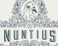NUNTIUS by Gabriëlskloof | Wine label