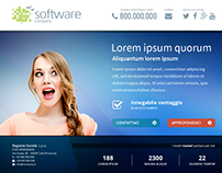 Landing page templates | 2015
