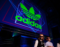 ADIDAS ORIGINALS PARTY MADRID