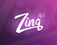 Zing mp3 for iOS7 - Redesign 3.0