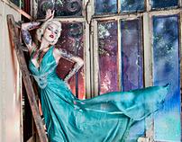 Vinila Von Bismark para Babylon Magazine