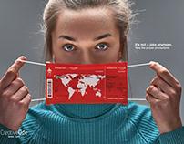 Awareness ad on Coronavirus