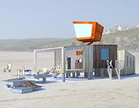 Surf Guard Station