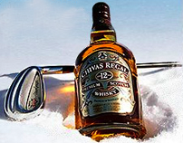 Chivas Snow Golf