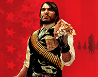 Red Dead Redemption // Website