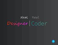 Neel's Portfolio