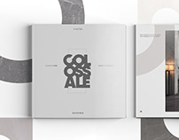 Promotion tools for Colossale launching | Qutone