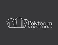 Branding Polyforum Siqueiros