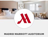 BLOG Hotel Marriott Madrid