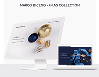 XMas Collection - Marco Bicego Jewels - Landing
