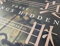 春天出版 - 真相 ( 希瑟‧古登考夫 Heather Gudenkauf 著 ) 書籍裝幀設計