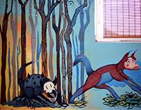 """Mural """"Magical Palavan"""""""