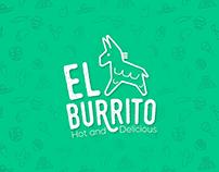 El Burrito Hot and Delicious