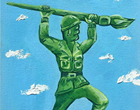 Toy Soldier I