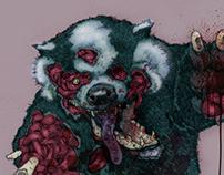 Zombie Badger