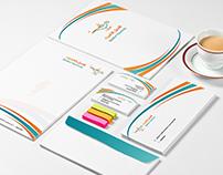 Identity Corporate - هوية تجارية شركة قنديل الكهرباء