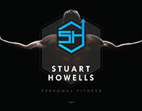 Branding: Stuart Howells Fitness